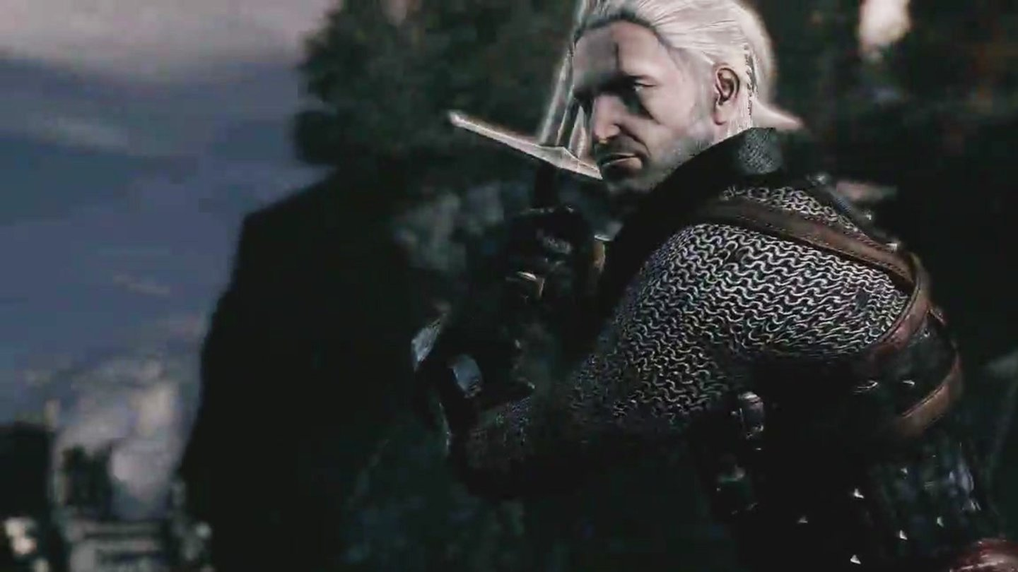 The Witcher 2: Trailer-Ausschnitt