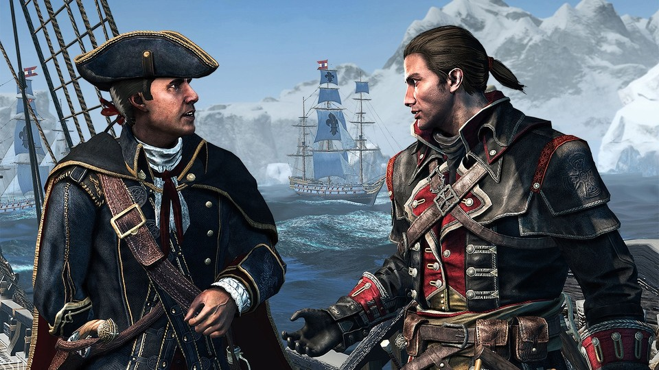 Assassin's Creed Rogue - Preview-Video zum Last-Gen-Assassin's Creed
