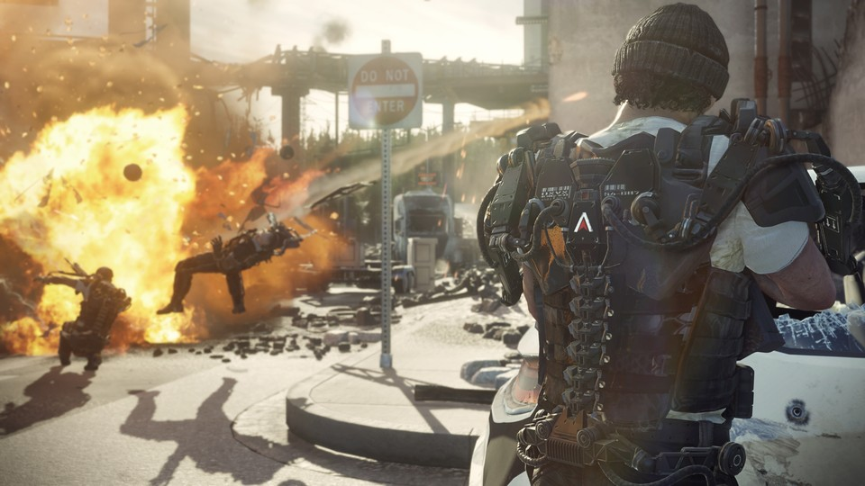 Call of Duty: Advanced Warfare umgeht das neue »Share Play«-Feature der PlayStation 4.