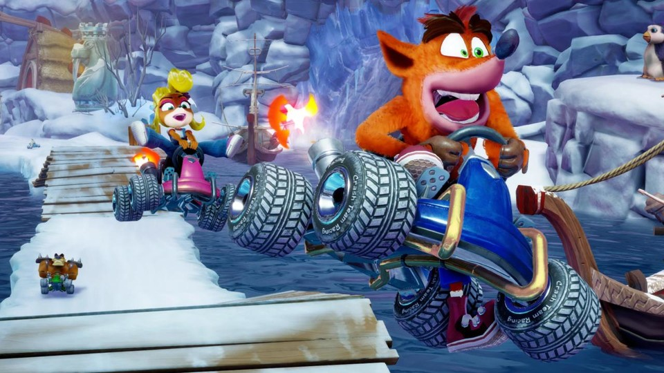Crash Team Racing: Nitro Fueled erscheint am 21. Juni 2019 für PS4, Xbox One und Nintendo Switch.