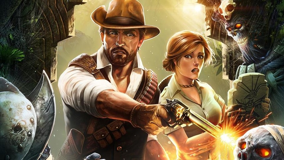 Deadfall Adventures - Test-Video zum Abenteuer-Shooter