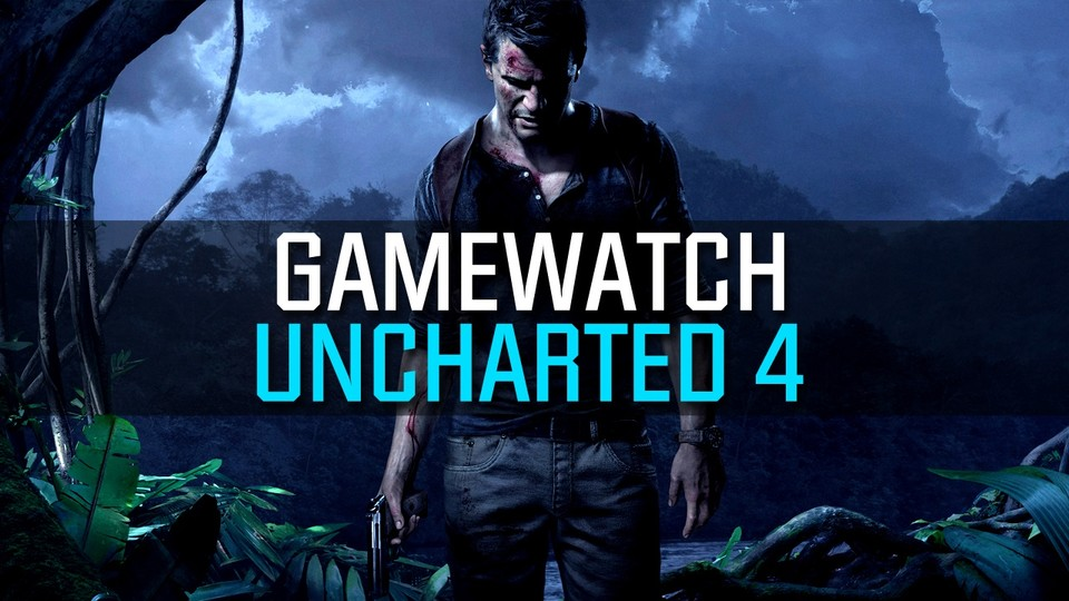 Gamewatch: Uncharted 4: A Thief's End - Härtetest: Sexy genug? Lässt Nate nach?
