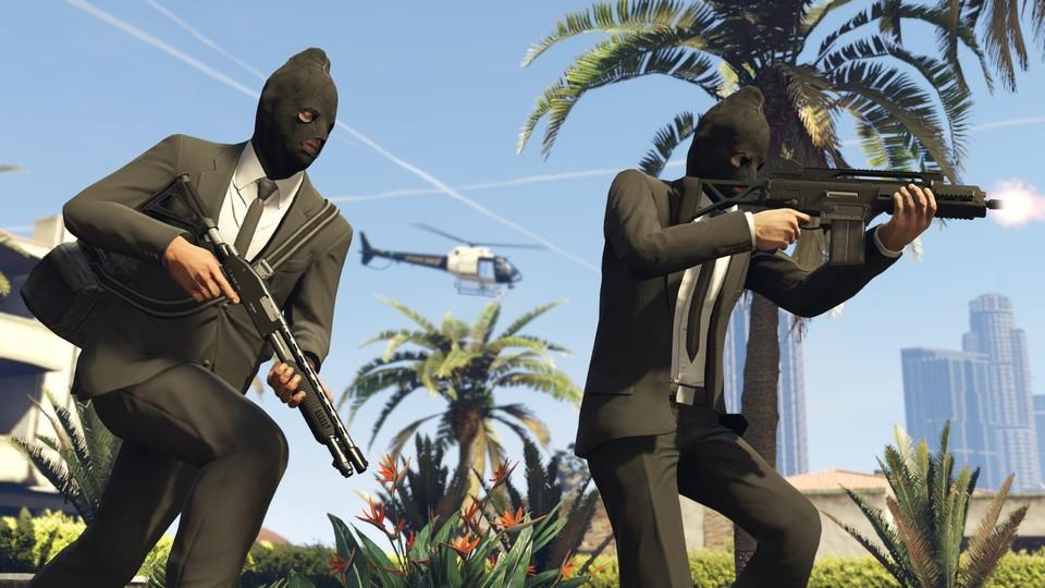 GTA 5 - Fehler verhindert Online-Partien mit Freunden