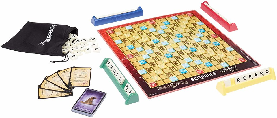 Harry Potter Scrabble kaufen