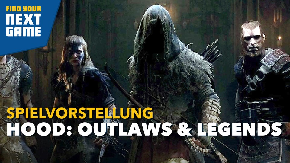 Hood: Outlaws & Legends in der Spielvorstellung.