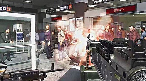 Modern Warfare 2: Blutbad am Flughafen (int. Version)
