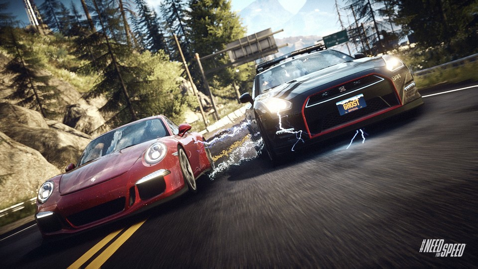 Need for Speed Rivals erscheint am 24. Oktober als »Complete Edition«.
