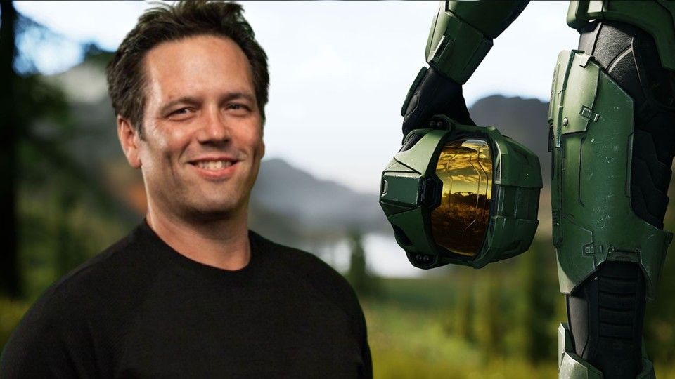 Phil Spencer lobt den DualSense-Controller der PS5.