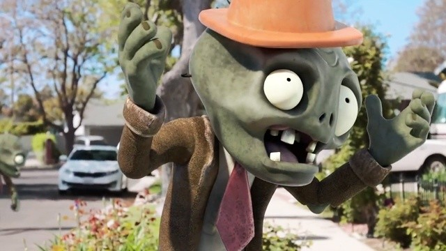 Plants vs. Zombies 2: It's About Time - Render-Trailer zur F2P-Zombie-Zeitreise
