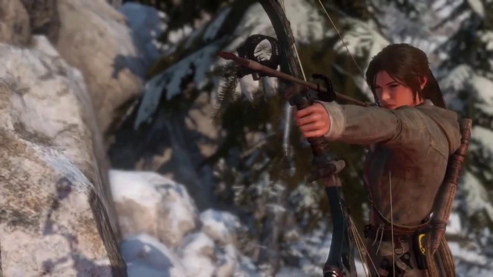 Rise of the Tomb Raider: 20-Jähriges Jubiläum im Test