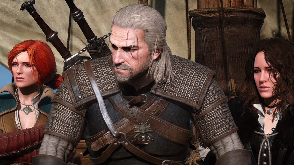 The Witcher 3: Wild Hunt - Topspiel-Video: Story & Quests