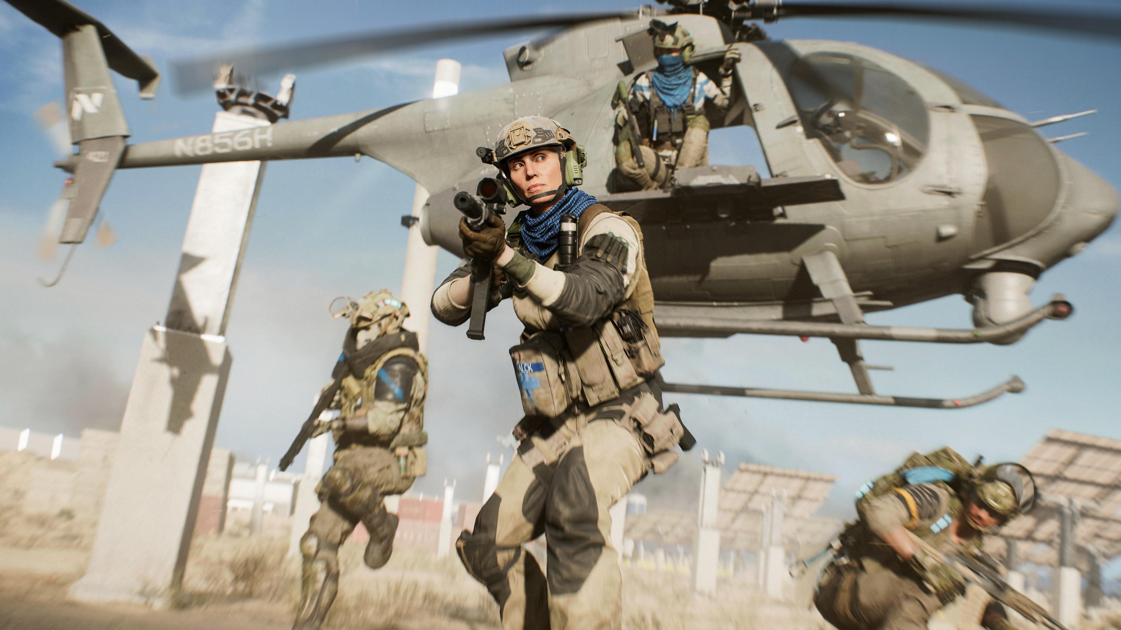 Battlefield 2042: EA verspricht fehlende Features der Beta für finale Version