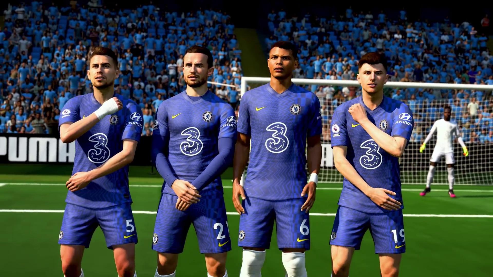 FIFA 22-Fans beschweren sich über Horror-Grafik auf Xbox Series S