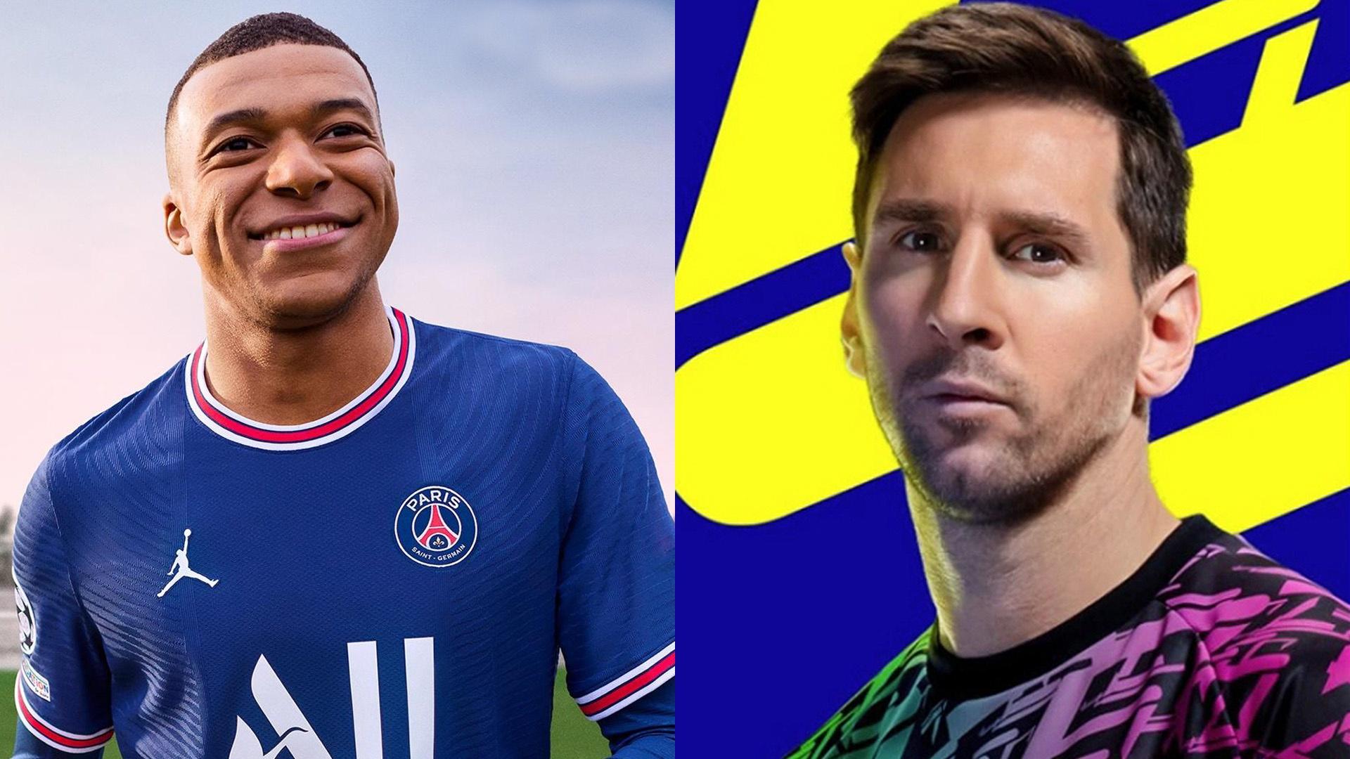 FIFA 22 vs. eFootball: Welches Konzept spricht euch mehr an?