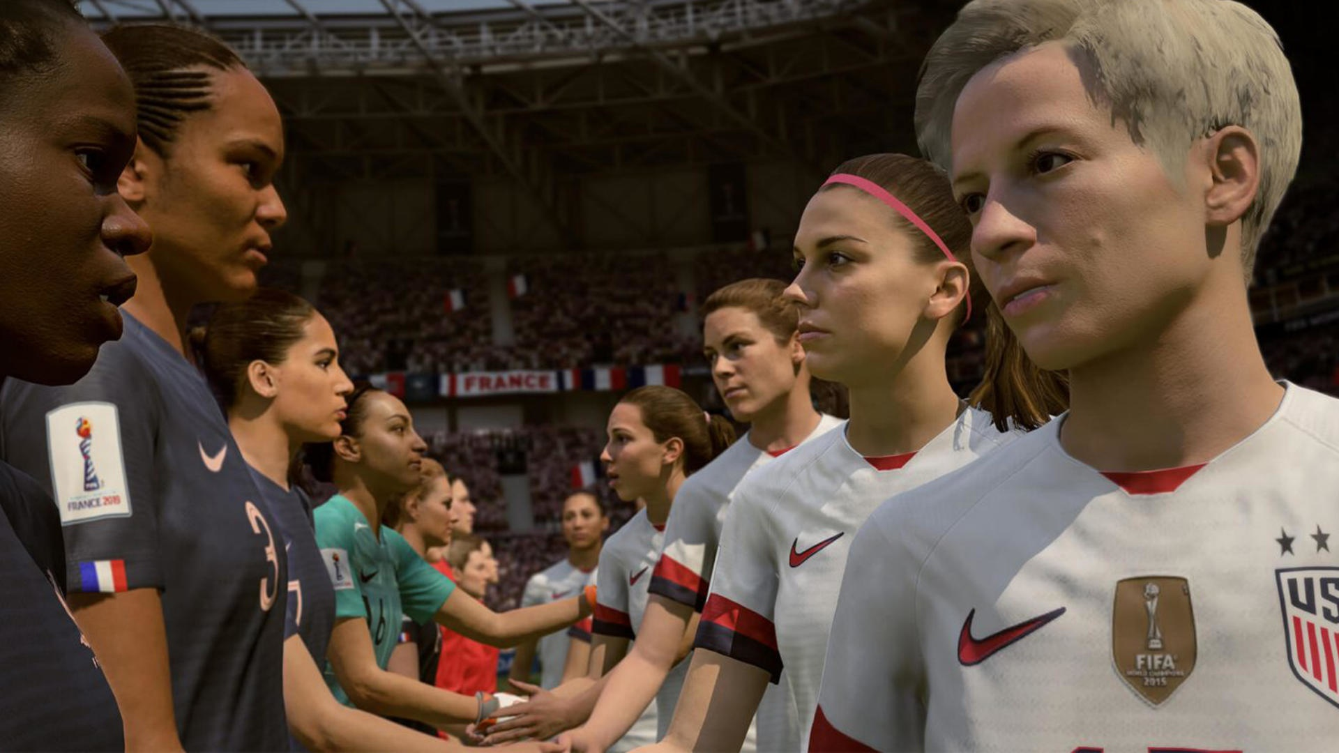 FIFA 22: Unter den 22 besten Spielerinnen befinden sich drei Deutsche