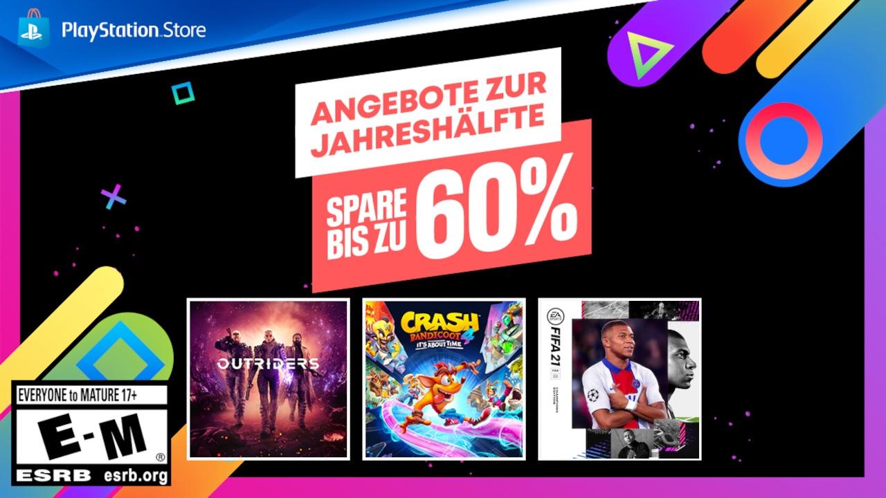 PS Store – Neuer Sale mit 437 Angeboten für PS4 & PS5 gestartet