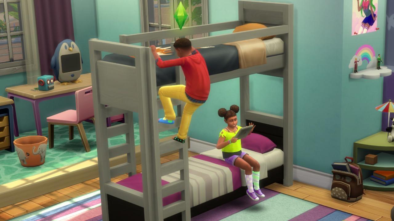 Sims 21 Update bringt heute endlich die Doppelstockbetten ins Spiel